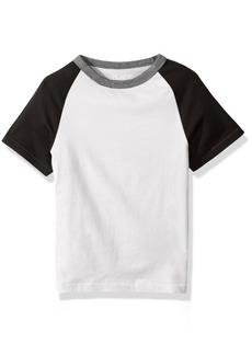 The Children's Place Big Boys' Raglan T-Shirt  XS (4)