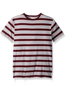 The Children's Place Big Boys' Short Sleeve Stripe Shirt  L (10/12)