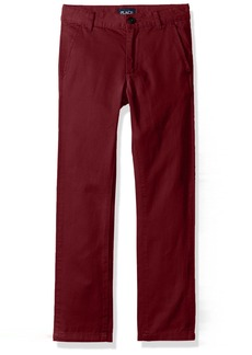 The Children's Place Big Boys' Skinny Chino Pant  5H