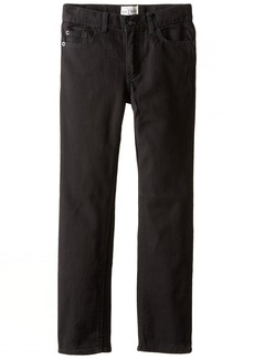 The Children's Place Big Boys' Skinny Jeans Black