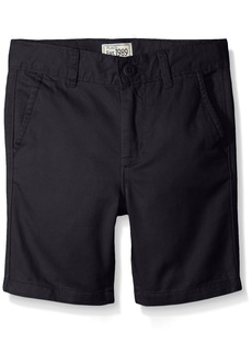 The Children's Place Big Boys Solid Flat Front Short