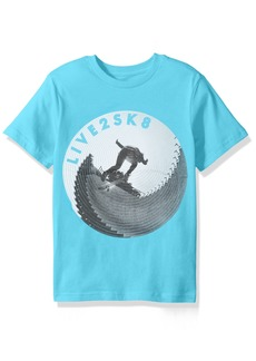 The Children's Place Big Boys' Sports Graphic T-Shirt  S (5/6)