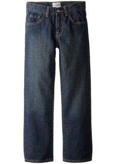 The Children's Place Big Boys' Straight Leg Jeans Dry Indigo