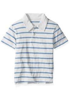 The Children's Place Boys' Big Thin Stripe Polo Shirt
