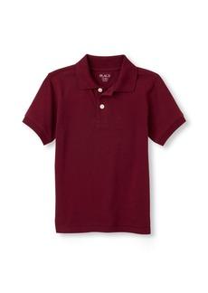 The Children's Place Big Boys' Uniform Short Sleeve Polo  XS (4)