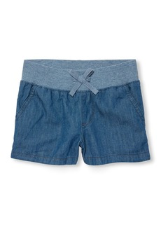 The Children's Place Girls' Big 3215 Active Shorts
