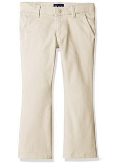 The Children's Place Little Girls' Uniform Pants Bisquit 3302