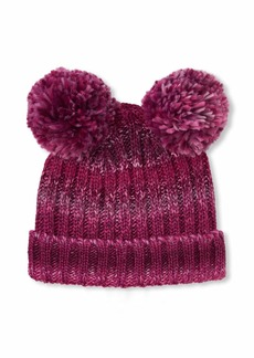 The Children's Place Big Girls' Fashion POM Hats Multi CLR