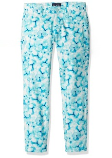 The Children's Place Big Girls' Floral Printed Jeggings