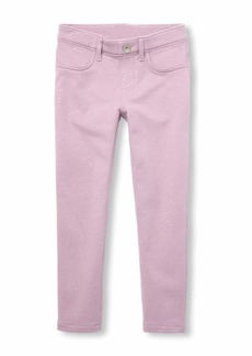 The Children's Place Big Girls French Terry Jeggings
