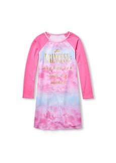 The Children's Place Big Girls' Graphic Nightgown SPARKLPINK XXL(16)