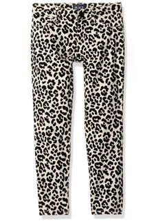 The Children's Place Big Girls' Leopard Printed Jeggings