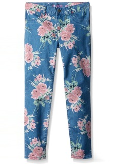 The Children's Place Big Girls' Printed Skinny Jegging