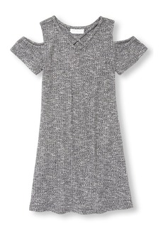 The Children's Place Big Girls' Short Sleeve Knit Dress  XS (4)