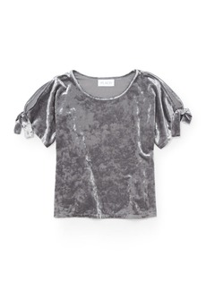 The Children's Place Big Girls' Short Sleeve Top  M (7/8)