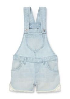 The Children's Place Big Girls' Shortalls