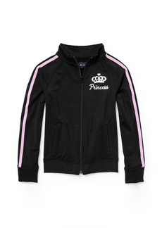 The Children's Place Big Girls' Track Jacket  M (7/8)