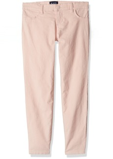 The Children's Place Big Girls' Zip Jeggings Pink 6992