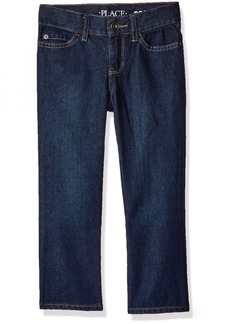 The Children's Place Boys' Big Bootcut-Jeans