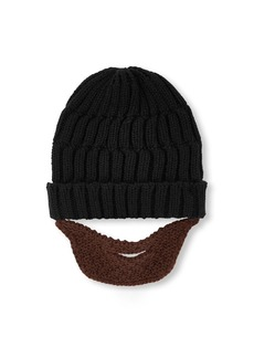 The Children's Place Boys' Big Cold Weather Bearded Beanie HAT
