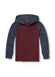 The Children's Place Boys' Big Hoodie  S (5/6)