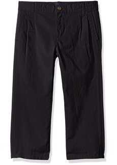 The Children's Place Boys Slim Size His Pleated Chino Pants  4