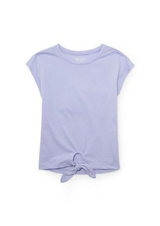 The Children's Place Girls' Big 3230 Short Sleeve Active Top