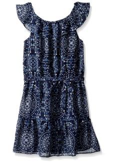 The Children's Place Girls' Big Flutter Sleeve Dressy Dresses