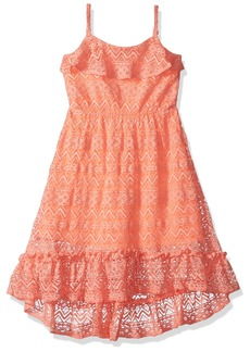 The Children's Place Girls' Big Shoulder Dressy Dresses