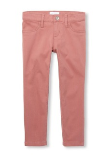 The Children's Place Girls' Big Solid Woven Jeggings