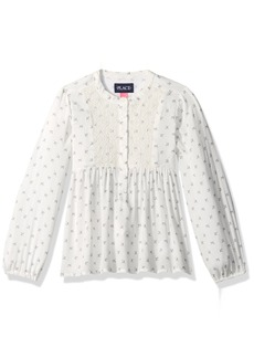 The Children's Place Girls' Little Boho Tunic Top