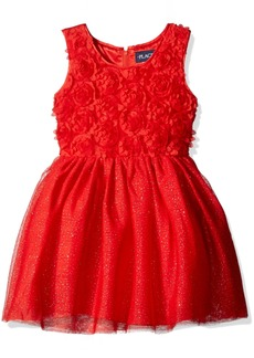 The Children's Place Little Girls' Sleeveless Dressy Dresses 2