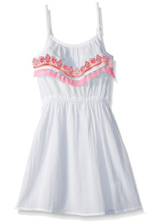 The Children's Place Girls' Little Sleeveless Summer Dress  XS (4)