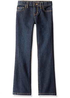 The Children's Place Girls Slim Size Bootcut Jeans  4