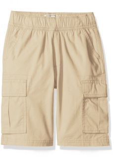 The Children's Place Big-Boy's Husky Pull-On Cargo Shorts  7