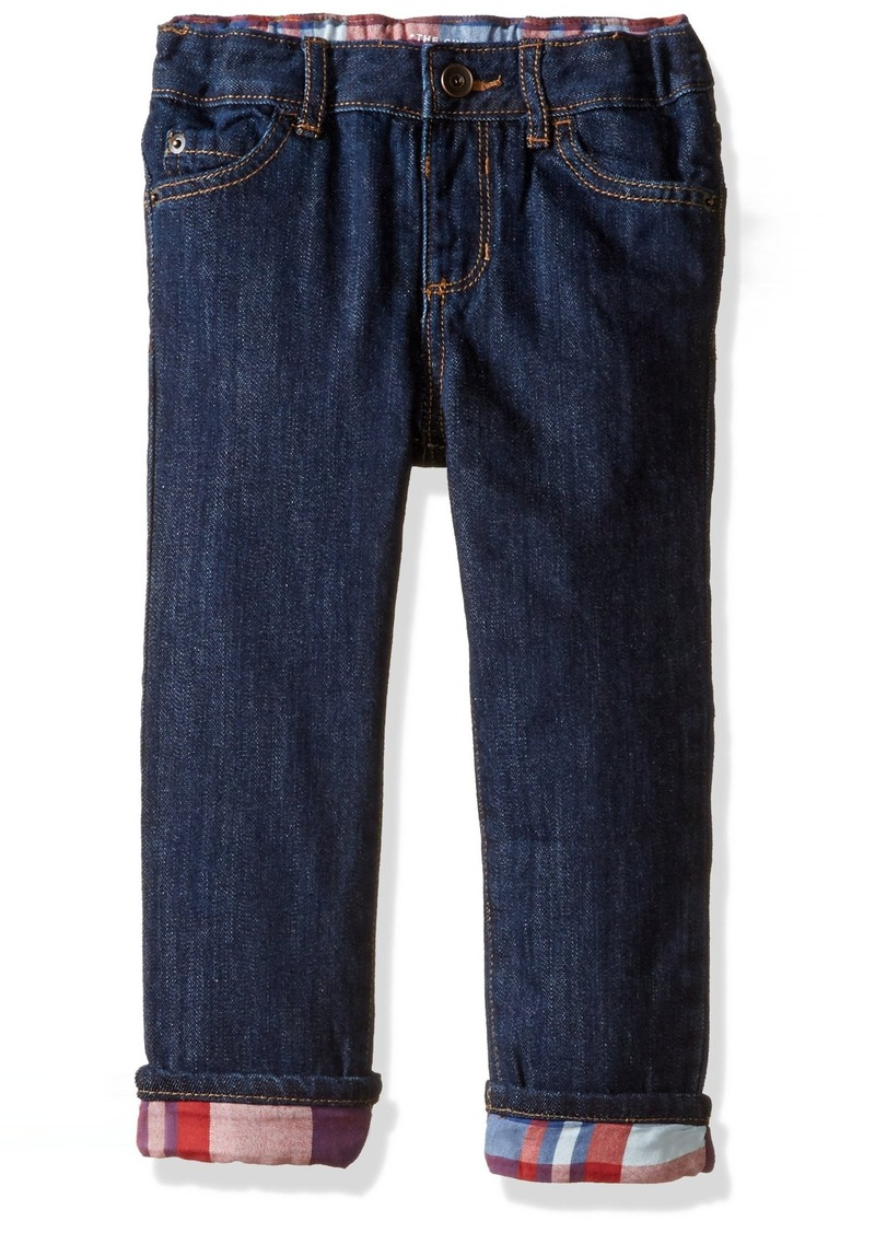 The Children's Place Little Boys and Toddler Lined Skinny Jean