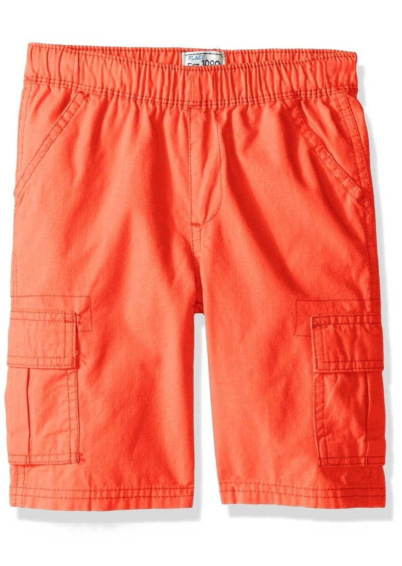 The Children's Place Little Boys and Toddler Po Cargo Short