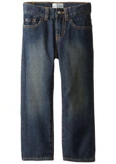 The Children's Place Little Boys' Straight Leg Jeans Dry Indigo
