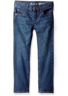 The Children's Place Boys' Error:# Straight Leg Jeans