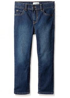 The Children's Place Little Boys' Super Skinny Jeans Dark Wear
