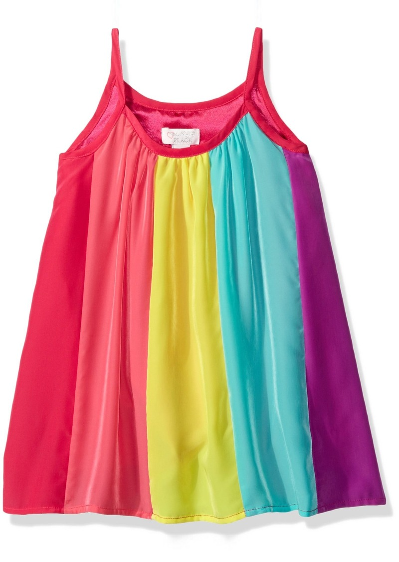 The Children's Place Little Girls and Toddler Rainbow Dress