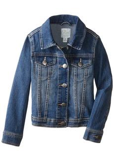 The Children's Place Little Girls' Basic Denim Jacket
