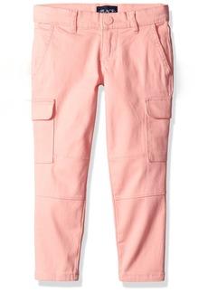 The Children's Place Girls' Little Fashion Pants Rose Petal 485