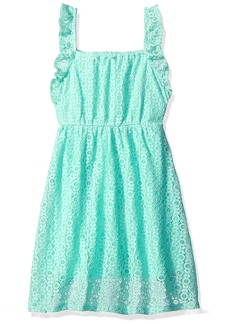 The Children's Place Girls' Little Flutter Sleeve Casual Dresses