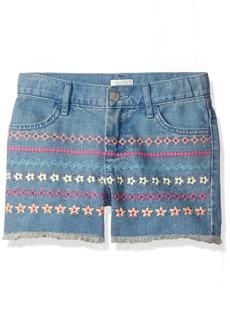 The Children's Place Little Girls' Denim Shorts