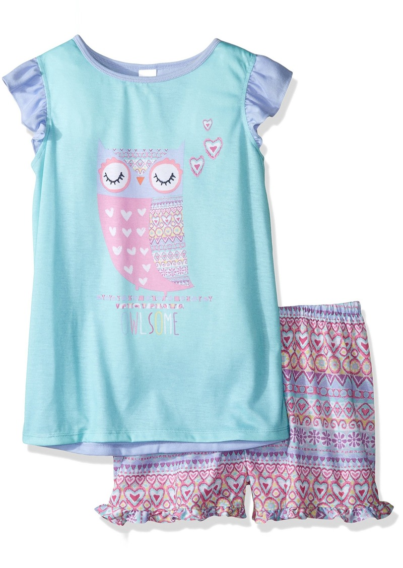 467d069ef The Children s Place The Children s Place Little Girls  Pajamas with ...