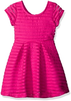 The Children's Place Girls' Little Short Sleeve Casual Dresses