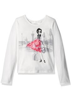 The Children's Place Little Girls' Long Sleeve T-Shirt