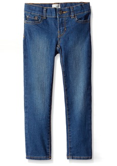 The Children's Place Little Girls' Super Skinny Jean Victory Blue