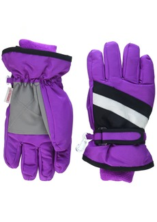 The Children's Place Toddler Girls 3-in-1 Glove neon lilac